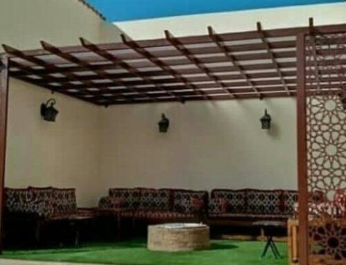 بناء مظلات في عجمان |0582560735| خدمات تزيين