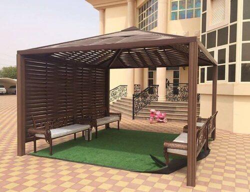 بناء مظلات في راس الخيمة |0582560735| اعمال تزيين